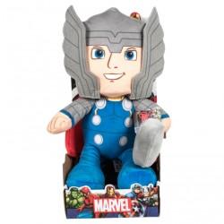 Peluche Action Thor Vengadores Avengers Marvel 25cm