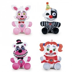 Peluche Five Nights at Freddy's Sister 23cm surtido