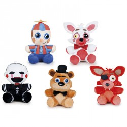 Peluche Five Nights at Freddy's Sister 25cm surtido