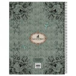 Cuaderno A4 Mirabelle Santoro