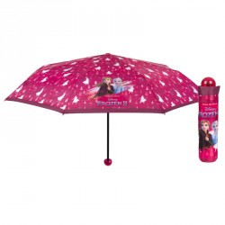 Paraguas plegable Frozen 2 Disney 50cm