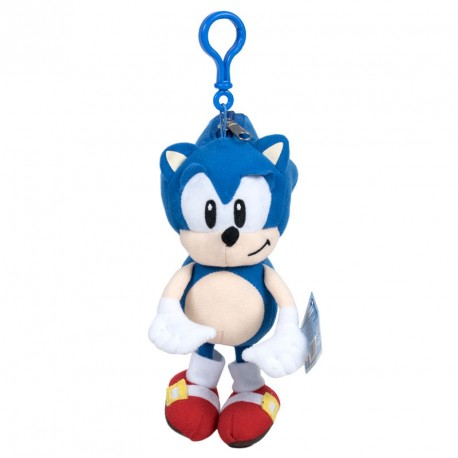 Peluche llavero Sonic The Hedgehog 20cm