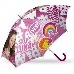 Paraguas Soy Luna Enjoy Love 40cm
