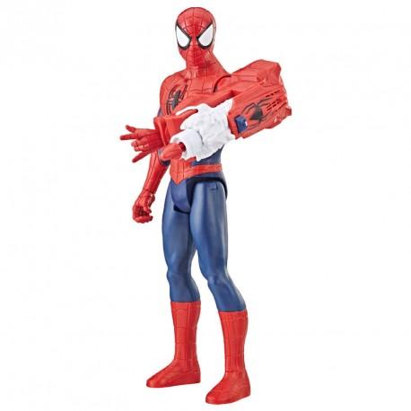 Figura Titan Power Fx Spiderman Marvel 30cm