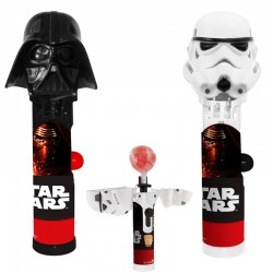 Caramelo lollipop Star Wars surtido