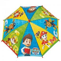 Paraguas Patrulla Canina Paw Patrol apertura seguridad 38cm