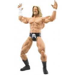 Figura Triple H Maximun Aggression Smackdown WWE 30cm