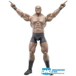 Figura 30cm Bobby Lashley - Maximun Aggression - Smackdown WWE