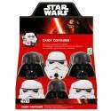 Figura Star Wars caramelos surtido