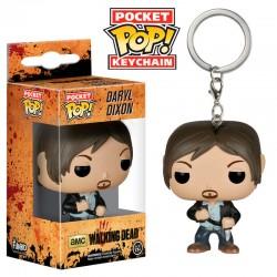 Llavero Pocket POP! The Walking Dead Daryl Dixon