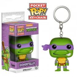 Llavero Pocket POP Donatello Tortugas Ninja