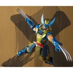 Figura articulada Muhomono Wolverine X-Men Marvel 18cm