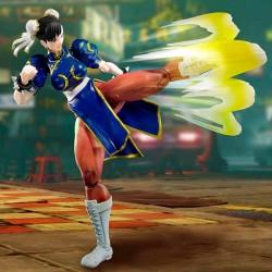 Figura articulada Chun-Li Street Fighter V 15cm