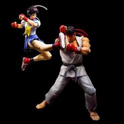 Figura articulada Sakura Kasugano Street Fighter V 16cm
